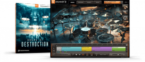 Toontrack Drums of Destruction EZX