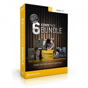 Toontrack EzMix 2 - 6 Expansion Pack