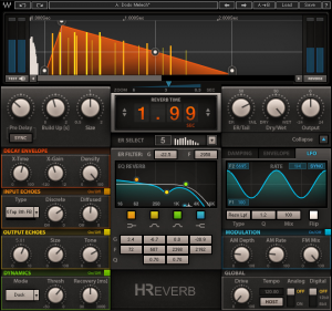Waves Hybrid Reverb