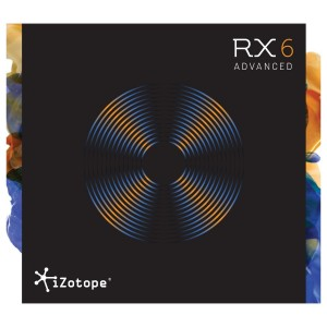 iZotope RX6 Advanced