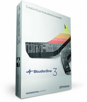 Presonus Studio One Upgrade Pro 1/2 -> Pro 3