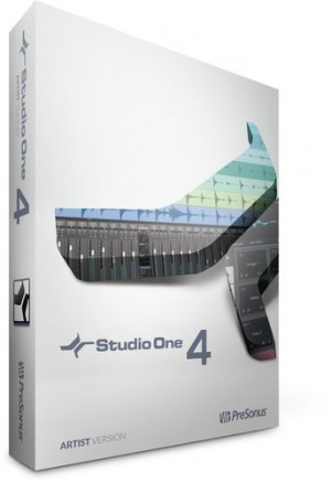 Presonus Studio One Artist 4 EDU