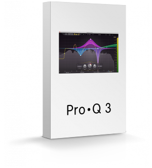 Fabfilter Pro-Q 3 upgrade from Q 1/2