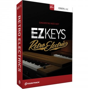 Toontrack EzKeys Retro Electric