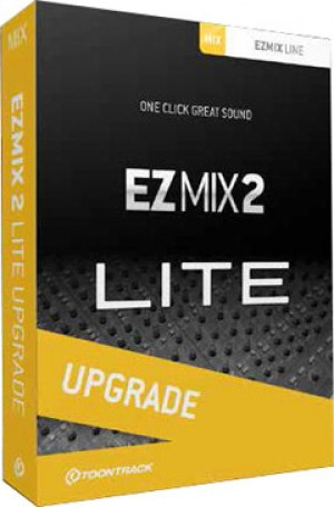 Toontrack EzMix 2 Upgrade from EzMix 2 Lite