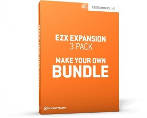 Toontrack EZX Value Pack