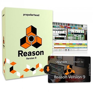 Propellerhead Reason 9.5 Upgrade