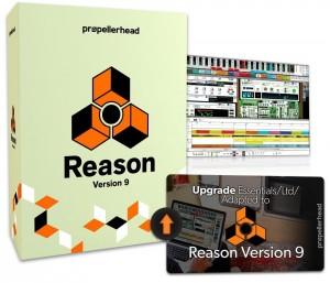 Propellerhead Reason 9.5 Upgrade from Limited / Adapted / Essentials