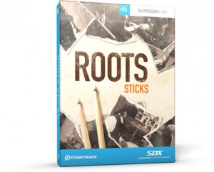 Toontrack SDX Roots - Sticks