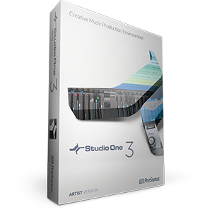 Presonus Studio One Artist Upgrade (1 or 2) to Artist 3