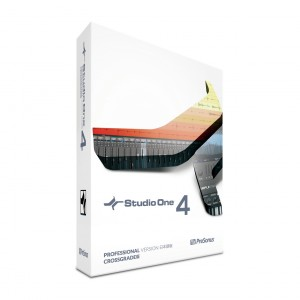 Presonus Studio One 4 Professional Crossgrade